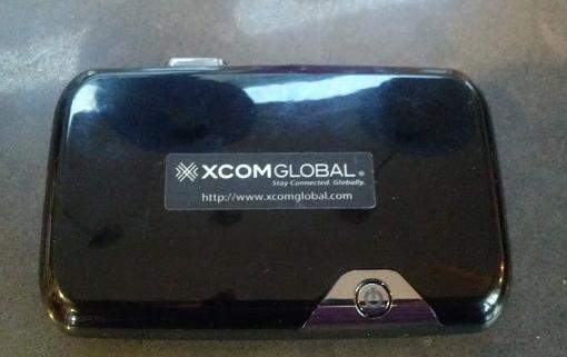 Review: XCOM WiFi for International Travel