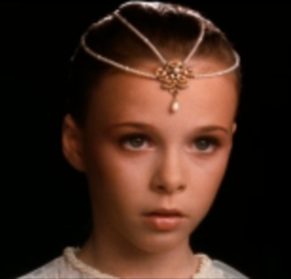 The childlike empress from The Neverending Story