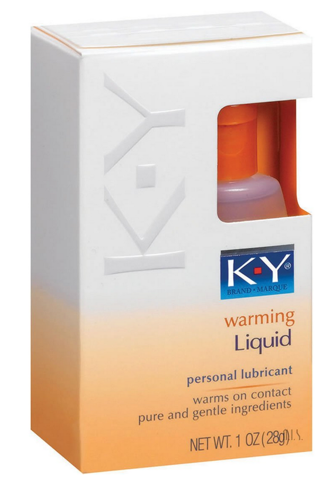 KY Warming Liquid