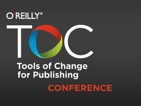 Tools of Change for Publishing Conference Logo