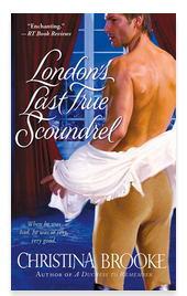 London's Last True Scoundrel - a man standing with his back turned and his shirt mostly off wearing very beige breeches that at first glance make him look like he's got no pants and no asscrack either.