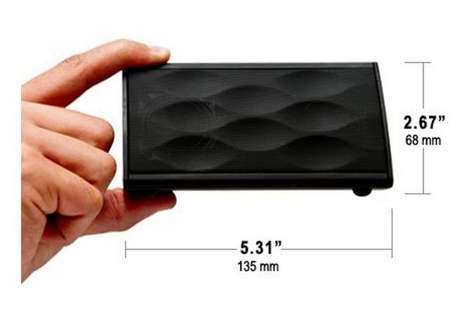 Oontz Angle Wireless Bluetooth Speaker