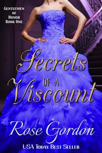 Secrets of a Viscount - Rose Gordon