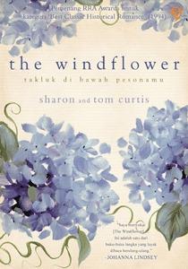 Windflower with pastel hydrangeas