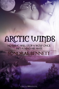 Sondrae Bennet - Arctic Winds Nothing will stop a wolf once he has found his mate