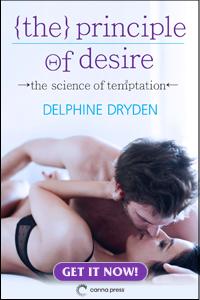 The Principle of Desire - Delphine Dryden