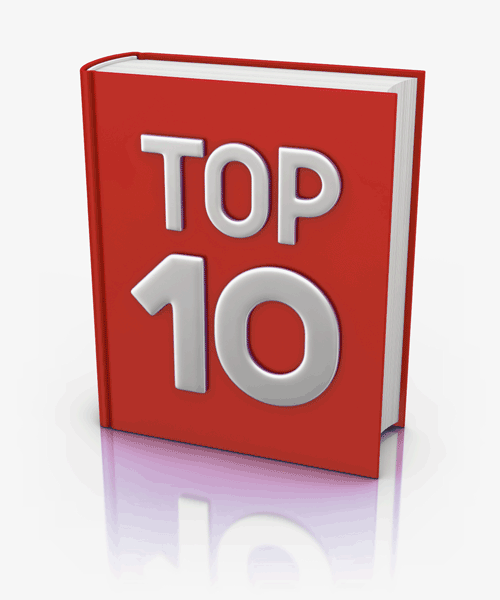 Top Ten List -