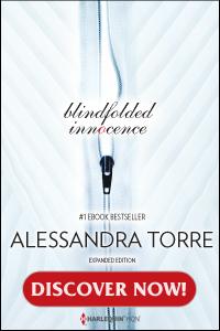 Alessandra Torre - Blindfolded Innocence