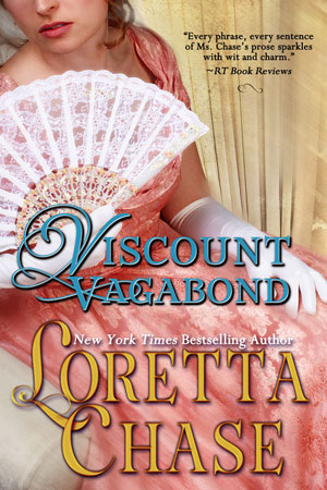 Viscount Vagabond digital reissue - a close up photograph of a woman in gloves and a peace dress holding a fan and she has a really sullen expression on her face
