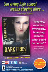 Jennifer Estep's House of Mythos series