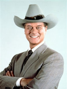 I Hate cliffhangers. I like Larry Hagman, though.
