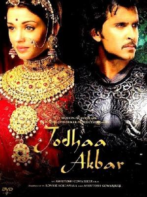 Jodha Akbar movie poster