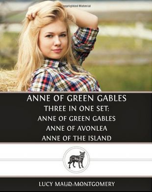 Anne of Green Gables as a Blonde
