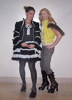 Liz & Marianne
