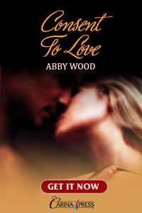 Abby Wood- Consent to Love, Carina Press
