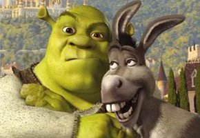 Shrek and Donkeh