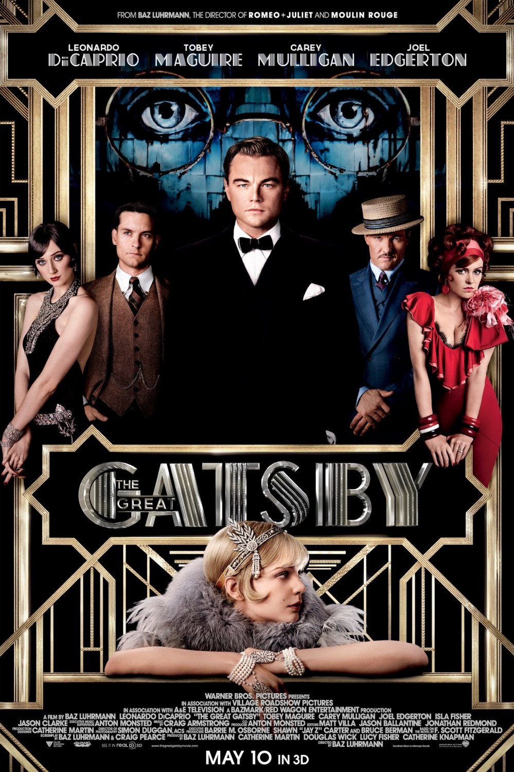 the great gatsby review and r ce analysis smart bitches the great gatsby movie poster
