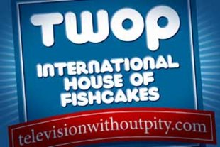 TWOP International House of Fishcakes - mock up of IHOP logo